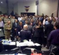 En el Congreso Ordinario de Fútbol de 2016 se aprobó formación de la Liga Profesional. Foto: Archivo