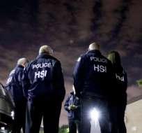 El estado de California rehusa cooperar con el ICE para arrestar a trabajadores ilegales. Foto: Archivo AP