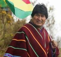 El presidente boliviano Evo Morales aspira a un cuarto mandato en su país.