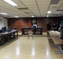 Juan Vizueta, abogado de Lara, analiza solicitar al Ejecutivo el indulto presidencial. Foto: API