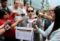 Jorge Chang también afirmó que el campeonato ecuatoriano iniciará este viernes. Foto: API