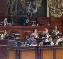 ECUADOR.- La mesa legislativa revisará las reformas para integrar el CPCCS y a la Ley de Plusvalía. Foto: API