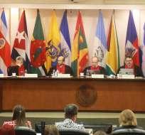 Mayoría de jueces consideró que no existen argumentos para evitar cese de Cpccs. Foto: Flickr Corte IDH