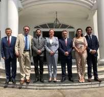 Corte Interamericana desestimó pedido de medidas a favor del Consejo de Participación. Foto: Secom