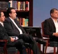ECUADOR.- Según Contraloría, la glosa a los dos exministros de Finanzas tiene relación con un examen sobre la emisión de bonos de deuda. Foto: Archivo