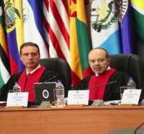 COSTA RICA.- La CorteIDH desestimó este 8 de febrero de 2018 las medidas provisionales solicitadas por la CIDH. Foto: Archivo