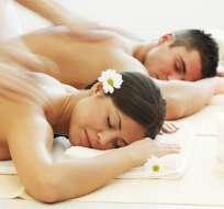 Sorprenda a esa persona especial con un masaje por el Día del Amor y la Amistad. Foto: Archivo.
