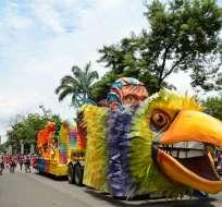 Revise la agenda de actividades programadas para este carnaval en distintas ciudades del Ecuador. Foto: referencial