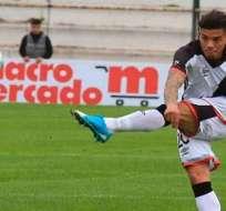 El volante uruguayo es una de las opciones de Liga de Quito para reforzar su ofensiva. Foto: Tomada de bolavip.com