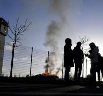 PERÚ.- Otros 30 menores resultaron heridos y fueron trasladados a hospitales, según medios locales. Foto: Twitter