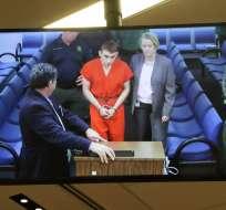 Nicolás Cruz habría participado de sesiones de entrenamiento del movimiento. Foto: AFP