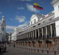 QUITO, Ecuador.- Las reformas corresponden a las preguntas 3 y 6 aprobadas en la consulta popular. Foto: Referencial.