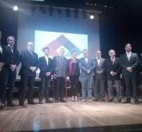 QUITO, Ecuador.- Ambas partes analizaron documento que propone mecanismos de lucha contra esa enfermedad. Foto: Twitter Solca.