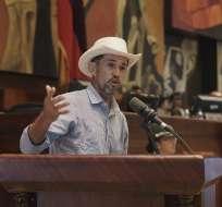 Aumento de monto del Seguro Campesino se analizó en el Pleno de la Asamblea. Foto: Twitter Asamblea Nacional