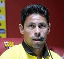 Matías Oyola llegó a Barcelona a mediados del 2009. Foto: API