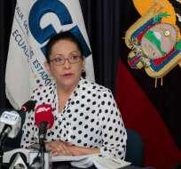 Fiscal subrogante asegura que la fiscal que se abstuvo de acusar a Capaya está bajo el mando de Baca. Foto: API