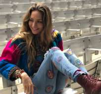 La cantante ecuatoriana participará en la competencia internacional del evento musical. Foto: Instagram Mirella Cesa