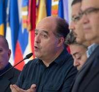 Mayoría de partidos de oposición cree que no hay garantías de transparencia. Foto: Archivo AFP