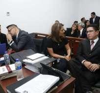 La Fiscalía y abogados no asistieron a audiencia del Sai Bank. Foto: API