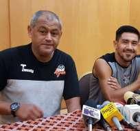Francisco 'Chiqui' Arce respeta al rival pero es optimista de conseguir un resultado positivo.