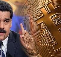Venezuela se convirtió en el primer país en utilizar oficialmente una moneda digital.