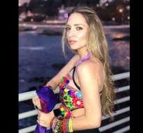VIÑA DEL MAR, Chile.- La cantante ecuatoriana se presentará este miércoles 21 y viernes 23 de febrero, en la Quinta Vergara. Foto: Instagram
