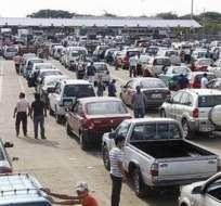140 usuarios se vieron afectados al ser impedidos de concluir el trámite de matriculación por primera vez. Foto: Tw ATM.