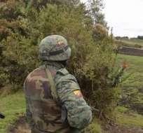 En menos de una semana ocurrieron dos enfrentamientos en la zona fronteriza con Colombia. Foto: Referencial - Archivo