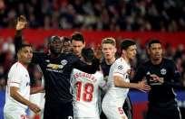El encuentro, disputado en España, terminó 0-0. Foto: AFP