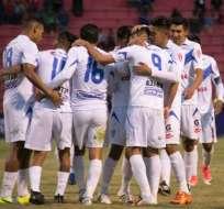 El equipo boliviano se enfrentará al equipo local en el estadio Olímpico Atahualpa. Foto: Tomada de @CDSJoficial