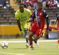 El Nacional tuvo que esperar más de 10 años para volver a la Conmebol Sudamericana.