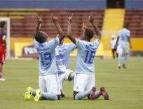 Los 'azules' visitarán al Independiente Santa Fe ahora el jueves 1 de marzo. Foto: API