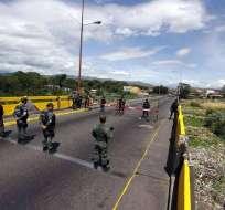 El hecho se registró en el asentamiento campesino La Cabrera, en el municipio Ureña. Foto referencial / Archivo el-nacional.com