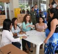 Los ciudadanos pueden hacer su cambio de domicilio electoral en su delegación provincial más cercana. Foto: archivo