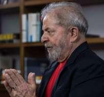 Reafirmó su determinación de presentarse a las elecciones presidenciales de octubre. Foto: AFP