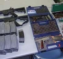 Asociación del Rifle sigue siendo poderosa en contra de cualquier tipo de control. Foto: Archivo AFP