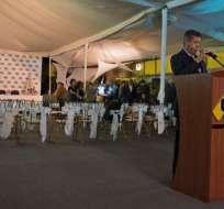 """""""Se propone que se realicen de manera simultánea las elecciones para presidente"""" y las legislativas regionales. Foto: AFP"""