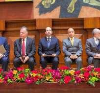 El CPCCS evaluará el desempeño de las principales autoridades del estado. Foto: Asamblea Nacional