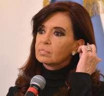 ARGENTINA.- Se investiga a la exmandataria por irregularidades en la adjudicación de obras viales. Foto: Archivo