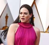 Protagonista Daniela Vega viajó a Hollywood con pasaporte que la identifica como hombre. Foto: AP.