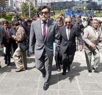 Exlegislador asegura que Correa es el principal responsable de la corrupción en su mandato. Foto: API
