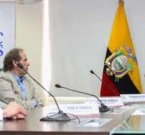 ECUADOR.- Julio César Trujillo presidirá el CPCCS, que dividirá su trabajo en tres comisiones. Foto: API