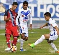 El Nacional se convirtió en el primer equipo ecuatoriano en clasificar a segunda ronda de la Sudamericana.