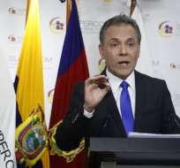 Ochoa advirtió que en su momento interpondrá acciones tras resolución de Cpccs Transitorio.  Foto: API