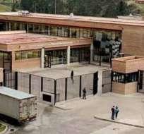 CUENCA, Ecuador.- Una persona privada de libertad fue asesinada a tiros dentro de su celda en cárcel de Cuenca. Foto: Archivo