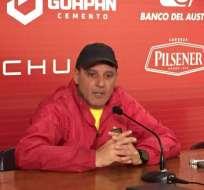El entrenador argentino Aníbal Biggeri se quejó por el trato no equitativo para su equipo.