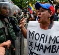 """La ONU ha señalado que no existen condiciones """"creíbles"""" para las elecciones. Foto: internet"""