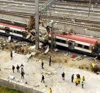 Los atentados del 11M fueron la acción terrorista más cruenta en España. Foto: Archivo