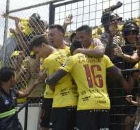 Los 'amarillos' llegaron a 10 unidades +3 de gol diferencia. Foto: API