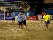 La 'Tricolor' perdió 7-4 ante Uruguay en el partido por el tercer puesto. Foto: TOmada de @CONMEBOL
